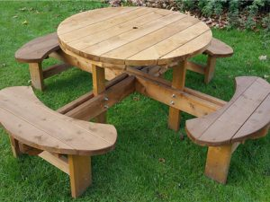 King Size Excalibur Picnic Table